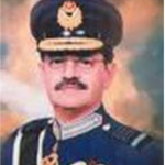 Air Chief Marshal (R) Kaleem Saadat Fmr. Chief of Air Staff,  PAF