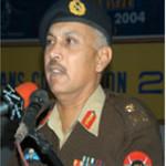 Lt. Gen. (R) S.P ShahidFmr. Corps Comdr &D.G Joint Staff HQ